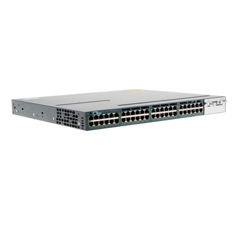 Cisco Catalyst 3560-X Seies 48 Port Switch WS-C3560X-48T-L