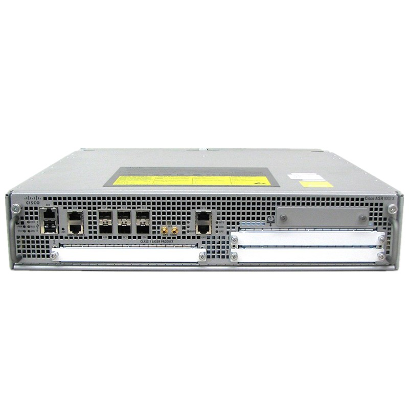Cisco ASR 1002 Series Router ASR1002-X