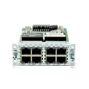 Cisco 4000 Multi-flex Trunk Voice T1/E1 Module NIM-8MFT-T1/E1