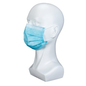 Regular anti-virus and dust-proof 3-layer non-woven disposable masks