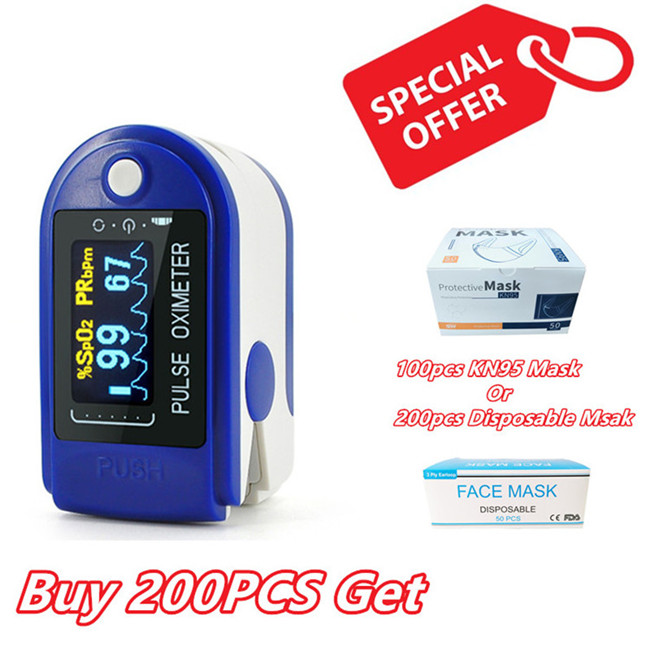 Digital Baby CMS50D Portable For Sale Handheld Finger Pulse Oximeter