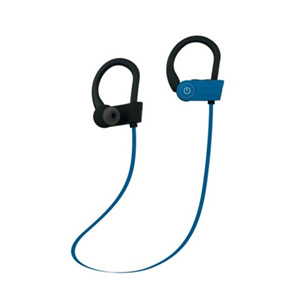Premium Bluetooth Headphone Sports Earhook Wireless Earbuds Waterproof Headset